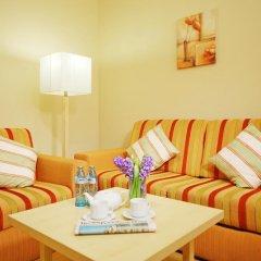 Гостиница Октябрьская 4* Люкс с различными типами кроватей фото 8