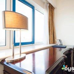 Отель XO Hotels Blue Tower 4* Стандартный номер с различными типами кроватей фото 37