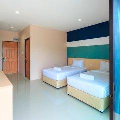 Отель JJ Residence Phuket Town 3* Улучшенный номер с 2 отдельными кроватями