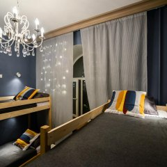 Hotel & Hostel Vstrechi na Arbate Номер с общей ванной комнатой с различными типами кроватей (общая ванная комната) фото 3