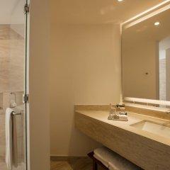 Отель Reflect Krystal Grand Cancun Улучшенный номер с различными типами кроватей фото 20