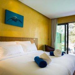 Отель Coriacea Boutique Resort 4* Номер Делюкс с двуспальной кроватью фото 13