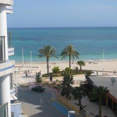 Отель Apartamentos Hipocampos Calpe Rent Apart пляж фото 2