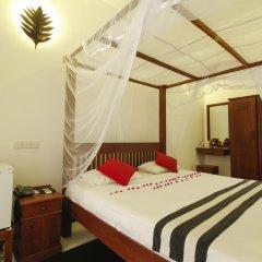 Отель Rockery Villa Бентота комната для гостей