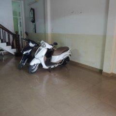 Hoang Van Hotel Хошимин парковка