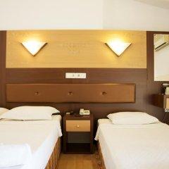Wassermann Hotel 2* Стандартный номер двуспальная кровать фото 4