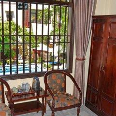 Hoian Nostalgia Hotel & Spa 3* Номер Делюкс с различными типами кроватей фото 3