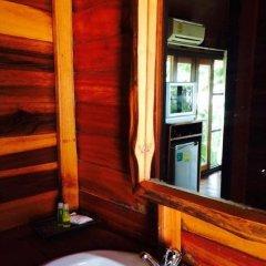Отель Thiwson Beach Resort 3* Улучшенный номер с различными типами кроватей фото 5
