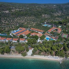 Отель Acrotel Athena Pallas Village пляж фото 2