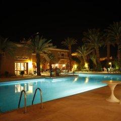 Отель Ksar Tinsouline Марокко, Загора - отзывы, цены и фото номеров - забронировать отель Ksar Tinsouline онлайн бассейн