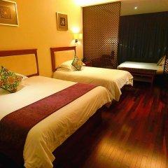 SSAW Boutique Hotel Shanghai Bund(Narada Boutique YuGarden) 4* Представительский номер с различными типами кроватей