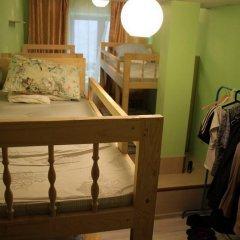 World Hostel Кровать в общем номере с двухъярусной кроватью фото 16