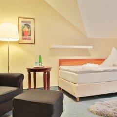 Hotel Villa Regent 3* Стандартный номер с различными типами кроватей фото 3