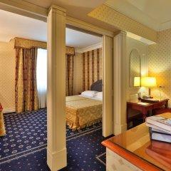 Grand Hotel Adriatico 4* Люкс с различными типами кроватей фото 3