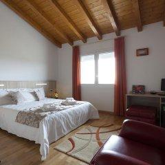 Отель Al Cavaliere Порденоне комната для гостей фото 2