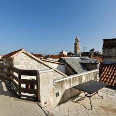 Отель Villa Marta 4* Улучшенные апартаменты с различными типами кроватей фото 2