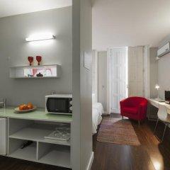 Отель Cosme Guesthouse 4* Стандартный номер разные типы кроватей фото 8