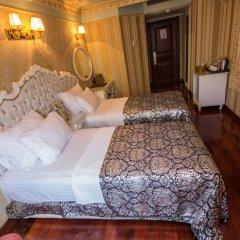 DeLuxe Golden Horn Sultanahmet Hotel 4* Улучшенный номер с различными типами кроватей фото 2
