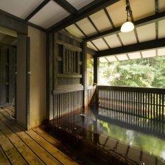 Отель Ryokan Yumotoso Минамиогуни балкон