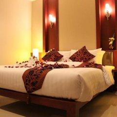 Отель Patong Hemingways 3* Улучшенный номер двуспальная кровать
