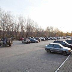 Гостиница Луна парковка