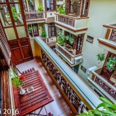 Отель Nhi Nhi 3* Номер Делюкс фото 8