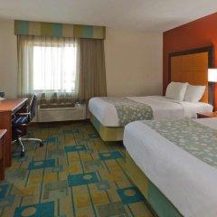 Отель La Quinta Inn & Suites Meridian 2* Стандартный номер с 2 отдельными кроватями