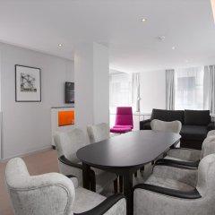 Thon Hotel EU 4* Стандартный номер с различными типами кроватей фото 2