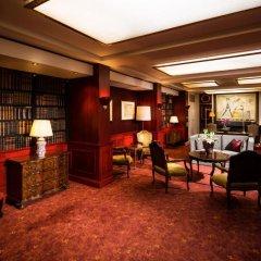 Hotel Bristol Salzburg Зальцбург интерьер отеля