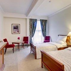 Отель Vilnius Grand Resort 4* Стандартный номер с различными типами кроватей фото 3
