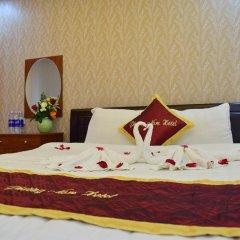 Phuong Nam Mountain View Hotel 3* Стандартный номер с двуспальной кроватью