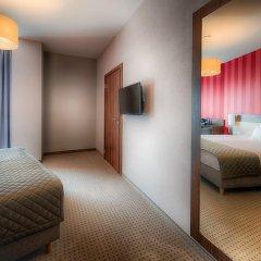 Focus Hotel Premium Gdansk 4* Апартаменты с различными типами кроватей фото 2