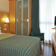 Отель NH Porta Barcelona 3* Стандартный номер с различными типами кроватей фото 5
