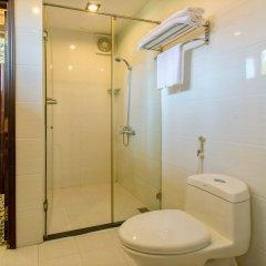 Отель Agribank Hoi An Beach Resort 3* Вилла с различными типами кроватей фото 19