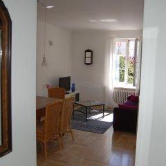Отель Barbakan Apartament Old Town Улучшенные апартаменты с различными типами кроватей фото 35
