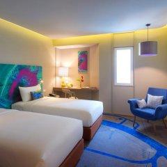 Отель ibis Styles Bangkok Khaosan Viengtai 3* Стандартный номер с 2 отдельными кроватями фото 6