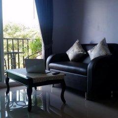 Отель Patamnak Beach Guesthouse 3* Стандартный номер с различными типами кроватей фото 2