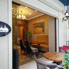 Отель Royem Suites вид на фасад