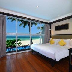 Отель Andaman White Beach Resort 4* Номер Делюкс с двуспальной кроватью фото 4