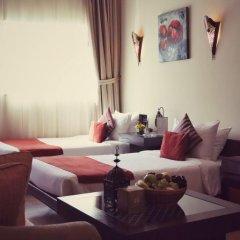 First Central Hotel Suites 4* Семейный люкс с двуспальной кроватью фото 3