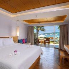 Отель Beyond Resort Karon 4* Номер Делюкс с двуспальной кроватью фото 6