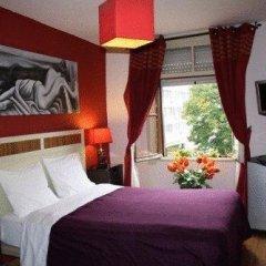 Отель Residencia Pedra Antiga 3* Стандартный номер с двуспальной кроватью фото 6