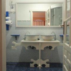 Hotel Rural Las Cinco Ranas ванная