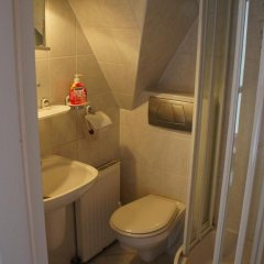 Отель Zakątek Chmurówka Косцелиско ванная