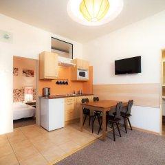 Отель Apartamenty Dobranoc - ul. Storczykowa Апартаменты с различными типами кроватей фото 11