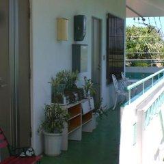 Отель Minshuku Shizu Центр Окинавы балкон