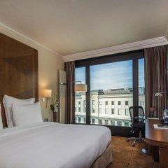 Отель Warwick Geneva 4* Стандартный номер с двуспальной кроватью фото 6