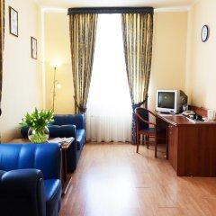 Гостиница Максима Заря 3* Номер Бизнес разные типы кроватей фото 2