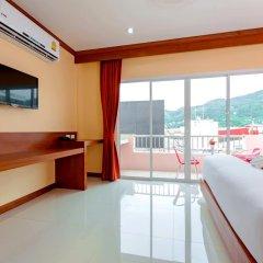 Отель Phusita House 3 2* Улучшенный номер с различными типами кроватей фото 6