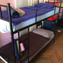Squirrel Hostel Tbilisi Кровать в общем номере с двухъярусной кроватью фото 8